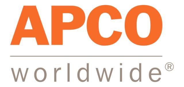 APCO Worldwide - PR Council