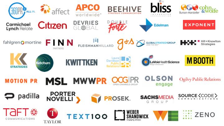 pledge logos