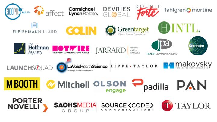 Probono agency logos
